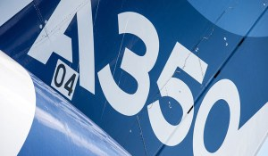 A350 tail