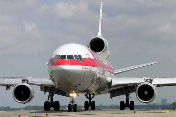 Martinair MD-11F at Amsterdam-Schiphol