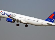 Onur Air Airbus A321-200