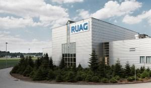 RUAG headquarters in Emmen
