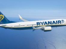 Ryanair Boeing 737 MAX 8
