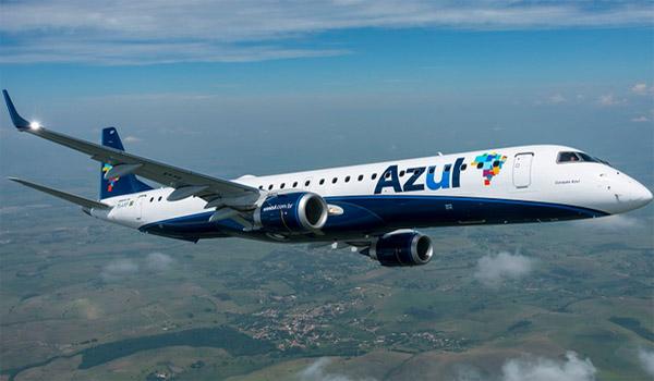 Azul Embraer 195