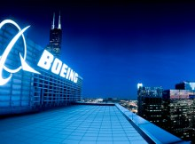 Boeing Building at Chicago