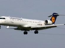 Lufthansa CityLine Bombardier CRJ700