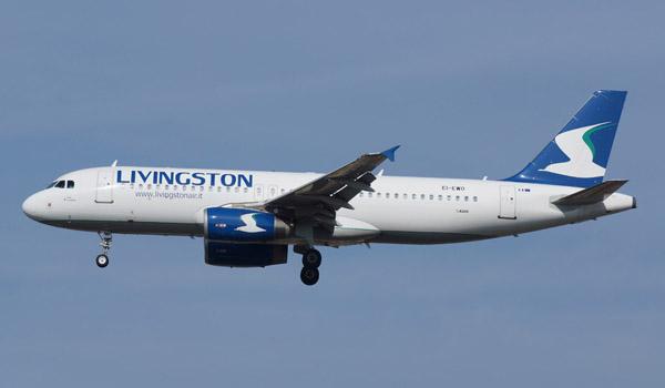 Livingston Airbus A320