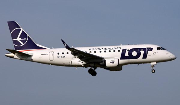 LOT Embraer 170