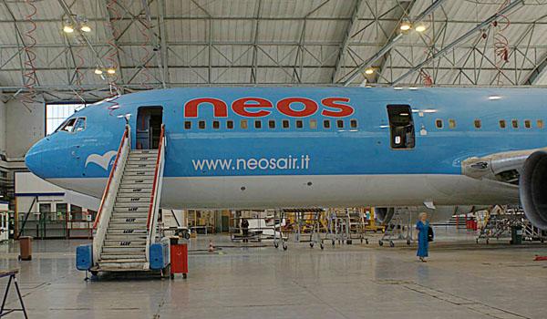 NEOS Boeing 767-300ER