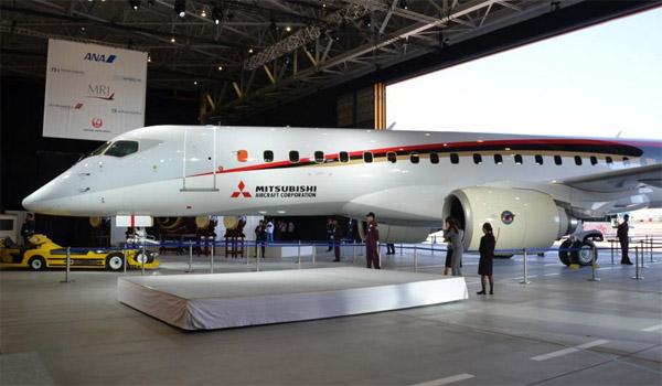 Roll-out Mitsubishi Regional Jet