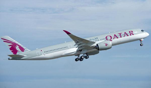 Qatar Airways Airbus A350-900 XWB