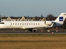Cimber Air Bombardier CRJ200 operated for SAS Scandinavian