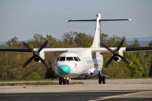 ATR42-300 F-GVZJ