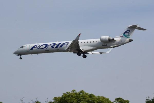 Adria Airways Bombardier CRJ900