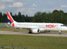 HOP! Embraer 190 (© O. Pritzkow)