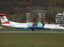 Austrian Airlines Bombardier Dash-8Q-400