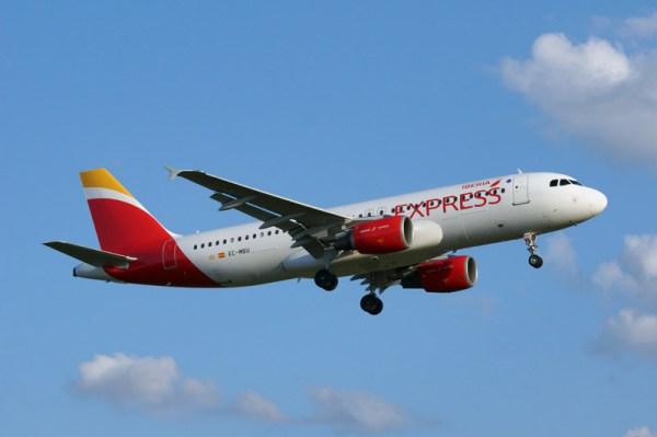 Iberia Express Airbus A320-200