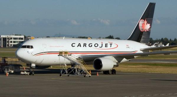 Cargojet Airways Boeing 767-200F