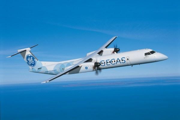 GECAS Bombardier Dash-8Q-400