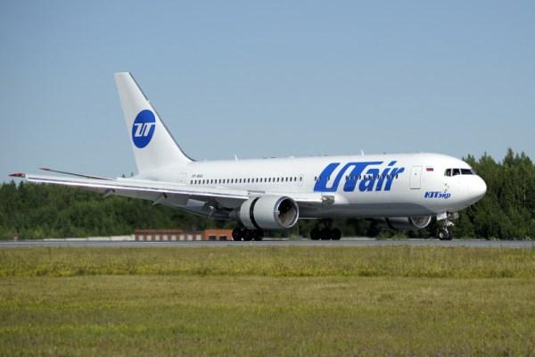 UTair Boeing 767-200ER (© UTair)
