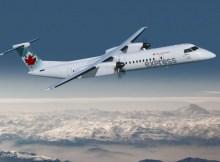 Air Canada Express Q400 NextGen (© Bombardier)