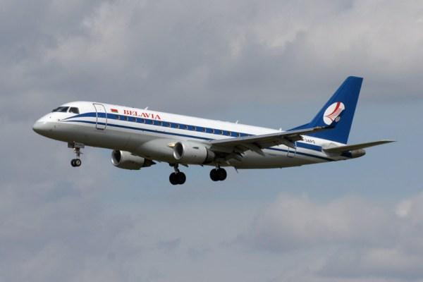 Belavia Embraer 175 (© O. Pritzkow)