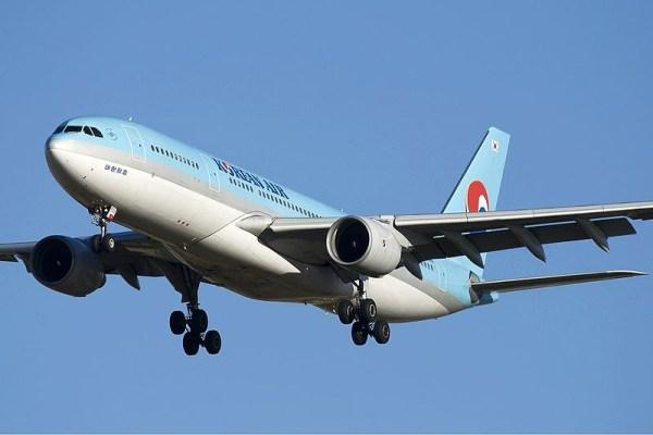 Korean Air Airbus A330-200