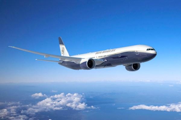 BBJ 777-300ER (© Boeing)