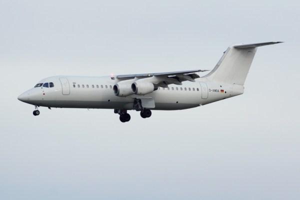 BAe 146-300 (© O. Pritzkow)