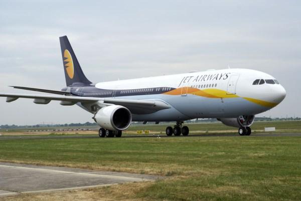 Jet Airways Airbus A330-200 (© O. Pritzkow)