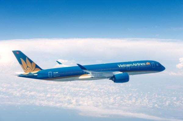 Vietnam Airlines A350 XWB (© Airbus)