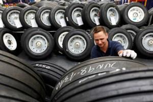 Wheels (© Lufthansa Technik)