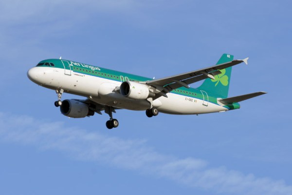Aer Lingus Airbus A320-200 (© O. Pritzkow)
