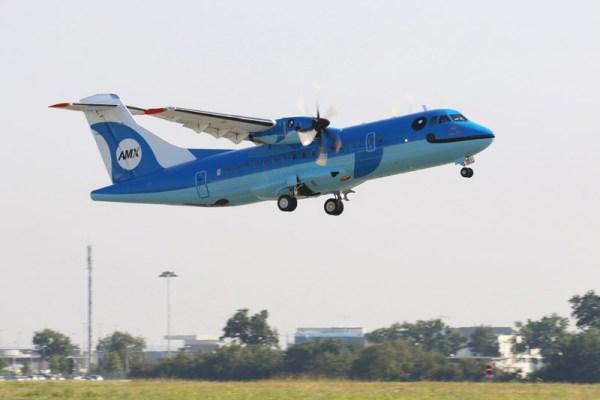 ATR42-600 der Amakusa Airlines (© ATR)