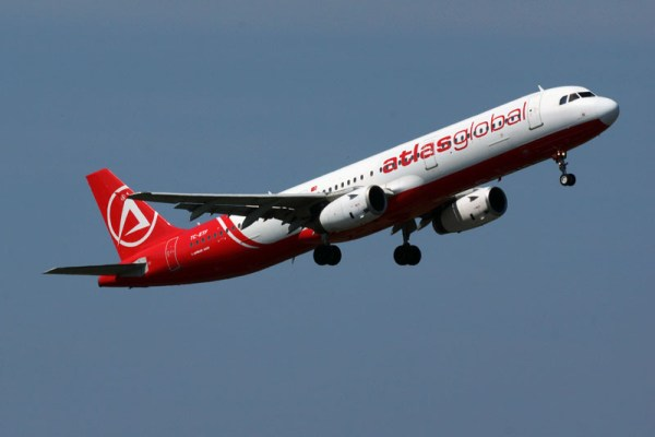 Atlasglobal Airlines Airbus A321 (© O. Pritzkow)