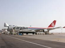 Boeing 747-400F der Cargolux (© Cargolux)