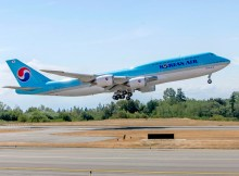 Boeing 747-8 Intercontinental der Korean Air (© Boeing)