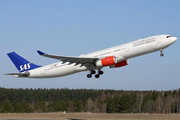 SAS Scandinavian Airbus A330-300 (GFDL 1.2 A. Hoppe)