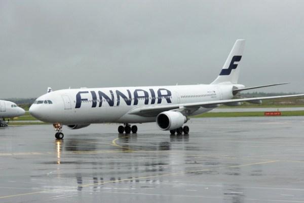 Finnair Airbus A330-300 (© O. Pritzkow)