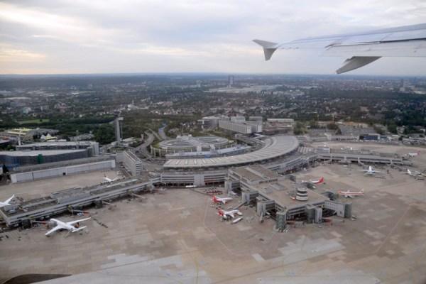 Flughafen Düsseldorf (CC SA 2.0 T.A.)