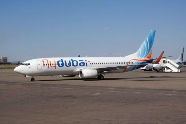 flydubai Boeing 737-800 (© O. Pritzkow)