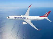 Turkish Airlines Boeing 737-800 (© Turkish)