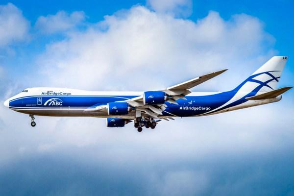 Boeing 747-8F der AirBridgeCargo Airlines (© Boeing)