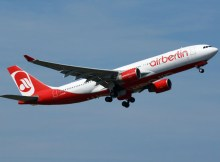 Air Berlin Airbus A330-200 (© O. Pritzkow)