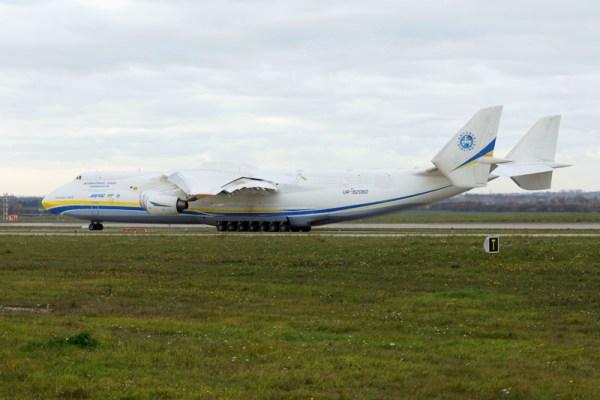 Antonow An-225 (© O. Pritzkow)