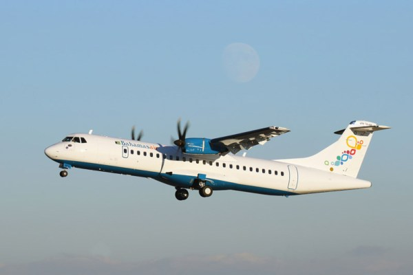 ATR72-600 der Bahamasair (© ATR)