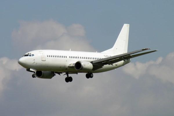 Boeing 737-300 (© O. Pritzkow)