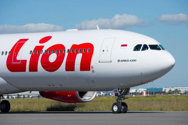 Airbus A330-300 der Lion Air (© Airbus)