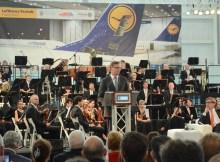 Eröffnung der Lufthansa Technik Puerto Rico (© LHT)