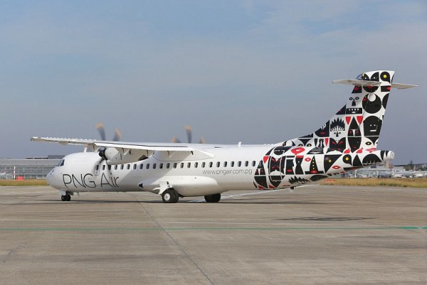 ATR72-600 der PNG Air (© ATR)