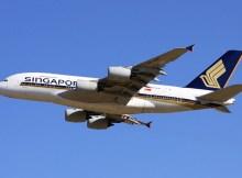 Singapore Airlines Airbus A380 (CC-SA 2.0 K. Iemoto)