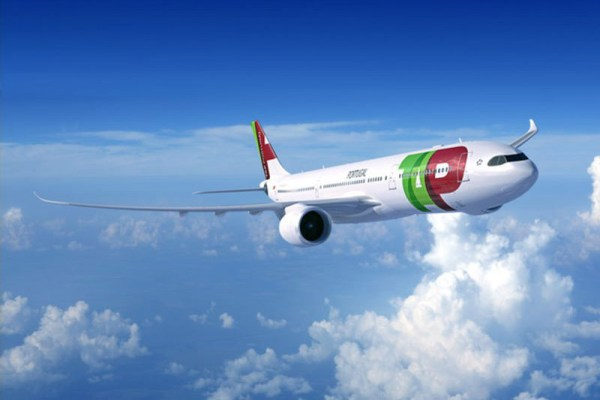 AIrbus A330-900neo in den Farben der TAP Portugal (© Airbus)